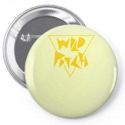 Wild Pitch Pin-back button | Artistshot