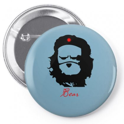 Che Gue Bear A Pin-back Button Designed By Specstore