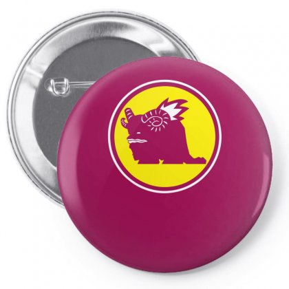 Bantha Wild Wings Pin-back Button Designed By Specstore