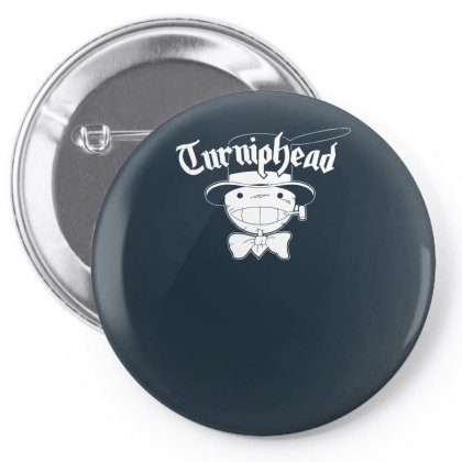 Turniphead Pin-back Button Designed By Specstore