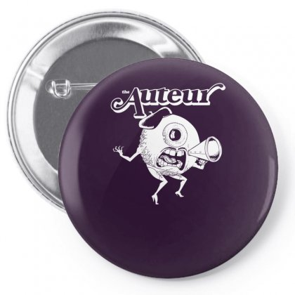 The Auteur Eyeball Pin-back Button Designed By Specstore