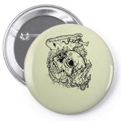 Memento Mori Pin-back Button Designed By Specstore