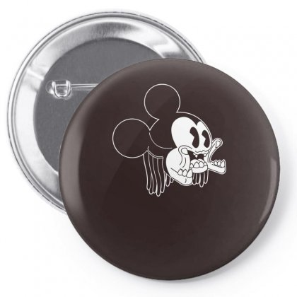 Icky Mouse Pin-back Button Designed By Specstore