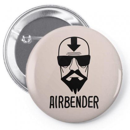 Airbender Pin-back Button Designed By Specstore