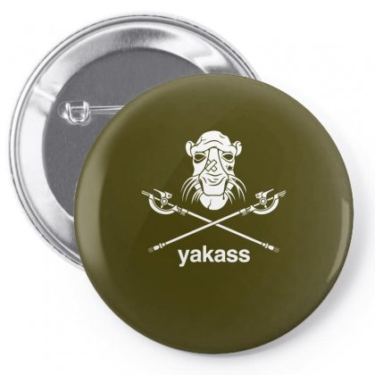 Yakass Pin-back Button Designed By Specstore
