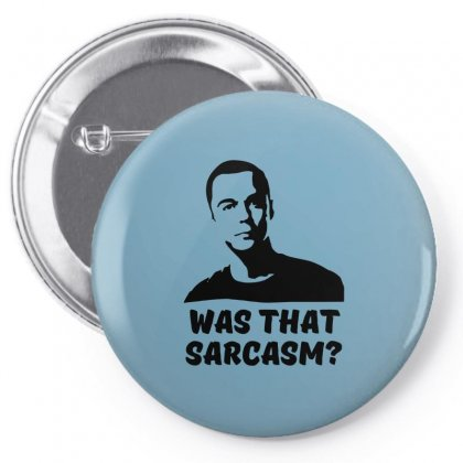 What That Sarcasm Pin-back Button Designed By Specstore