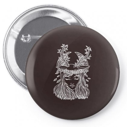 The Forest Princess Pin-back Button Designed By Specstore