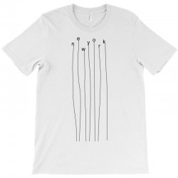 New York T-Shirt | Artistshot