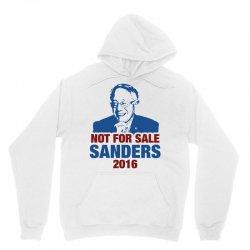 Not For Sale Sanders 2016 Unisex Hoodie | Artistshot