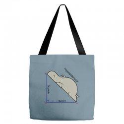 hypotenuse math humor Tote Bags | Artistshot