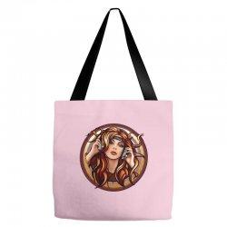 music girl Tote Bags | Artistshot