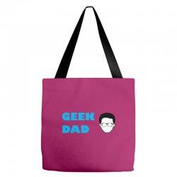 geek dad Tote Bags | Artistshot