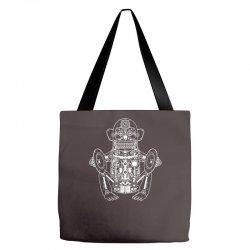 musician monkey robot Tote Bags | Artistshot