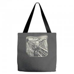 the scream Tote Bags | Artistshot