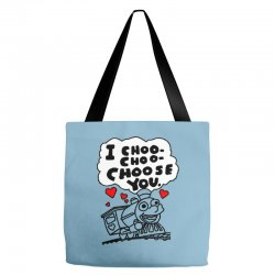 i choo choo choose you Tote Bags | Artistshot