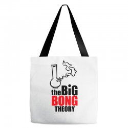Big Bong Theory Tote Bags | Artistshot