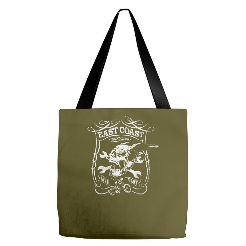 East Coast Motors >> East Coast Motor Tote Bags By Artistshot