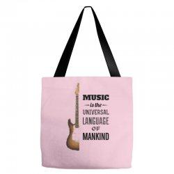 music quotes Tote Bags | Artistshot