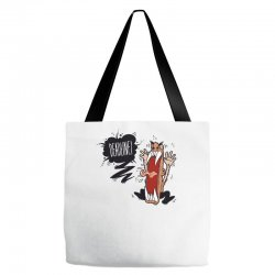 Angry Boss Screaming Deadline Tote Bags | Artistshot