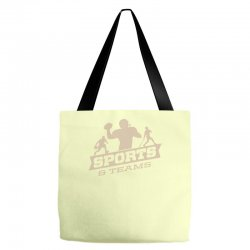 sports and teams Tote Bags | Artistshot