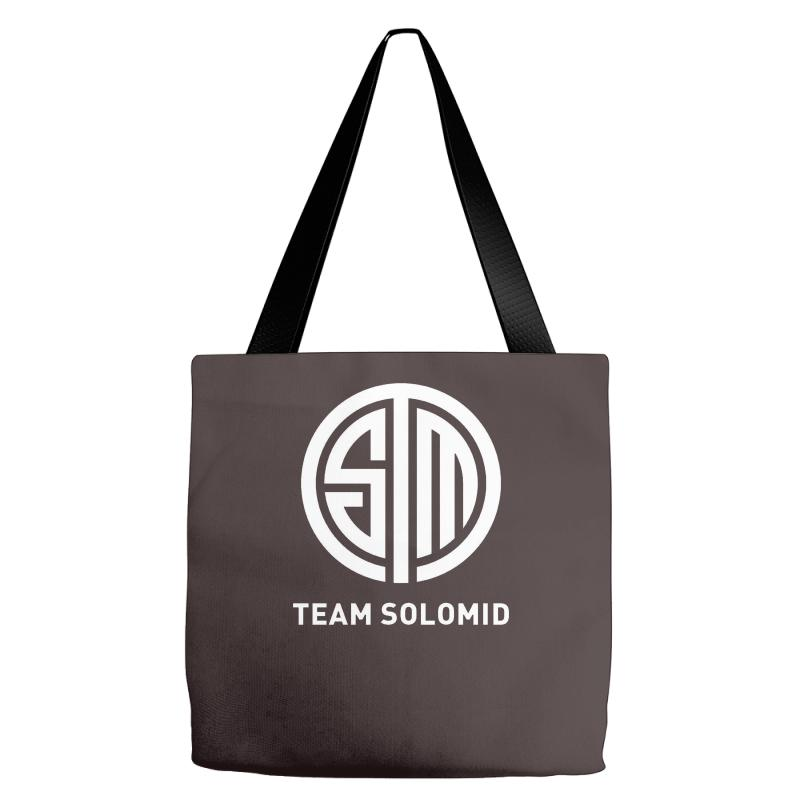 3b025975f8f8a Custom Team Solomid Tote Bags By Thesamsat - Artistshot