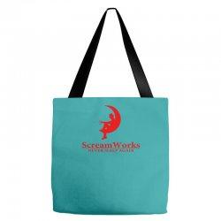 ScreamWorks Tote Bags   Artistshot