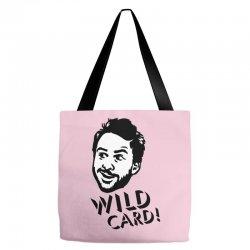 wild card Tote Bags | Artistshot
