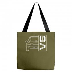 renault clio sport v6 sports car Tote Bags | Artistshot