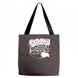 Omg Fucking Furries Tote Bags | Artistshot