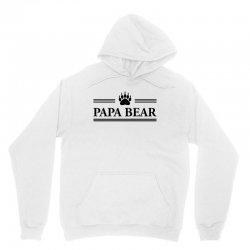Papa Bear Unisex Hoodie | Artistshot