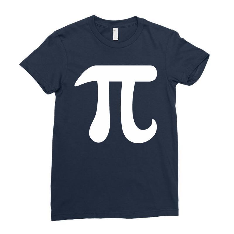 Pi Ladies Fitted T-shirt | Artistshot