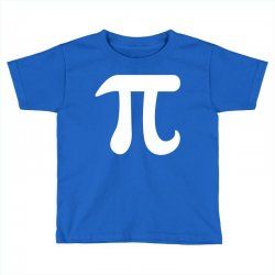 Pi Toddler T-shirt | Artistshot