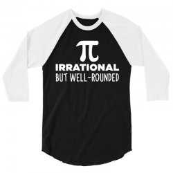 Pi 3/4 Sleeve Shirt | Artistshot