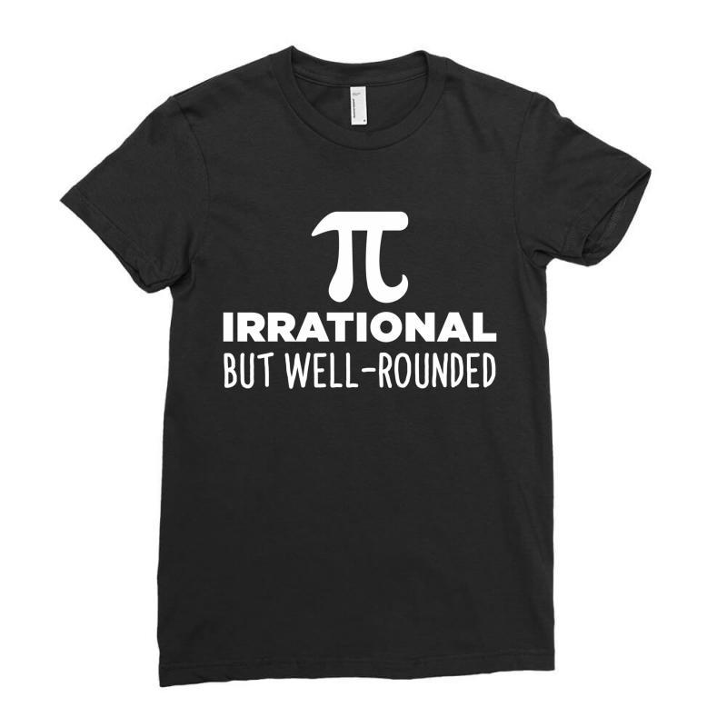 Pi Ladies Fitted T-shirt   Artistshot