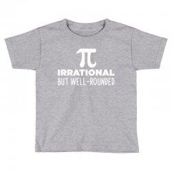 Pi Toddler T-shirt   Artistshot