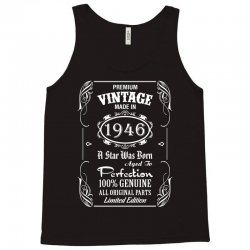 Premium Vintage Made In 1946 Tank Top | Artistshot