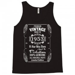 Premium Vintage Made In 1953 Tank Top | Artistshot