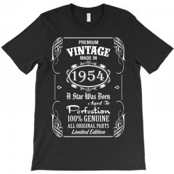 Premium Vintage Made In 1954 T-Shirt | Artistshot