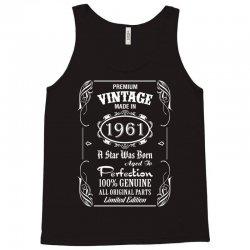 Premium Vintage Made In 1961 Tank Top | Artistshot