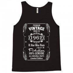 Premium Vintage Made In 1962 Tank Top | Artistshot