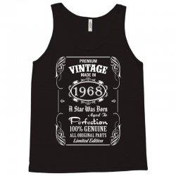 Premium Vintage Made In 1968 Tank Top | Artistshot