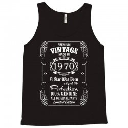 Premium Vintage Made In 1970 Tank Top | Artistshot