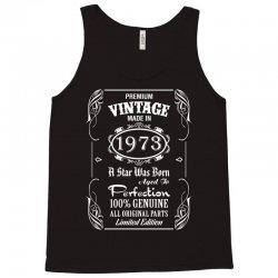 Premium Vintage Made In 1973 Tank Top | Artistshot