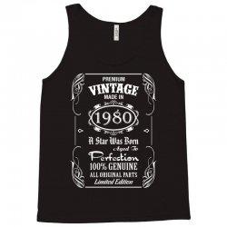Premium Vintage Made In 1980 Tank Top | Artistshot