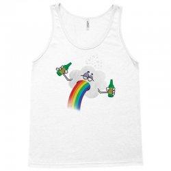Rainbow Puke Tank Top   Artistshot