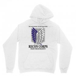 Recon Corps- Attack on Titan Unisex Hoodie | Artistshot