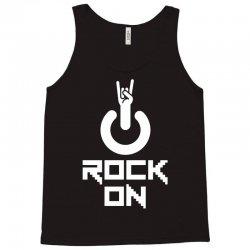 Rock on Tank Top | Artistshot