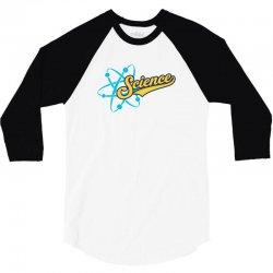 Science 3/4 Sleeve Shirt | Artistshot