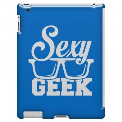 Like a i love cool sexy geek nerd glasses boss iPad 3 and 4 Case | Artistshot