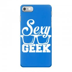 Like a i love cool sexy geek nerd glasses boss iPhone 7 Case | Artistshot